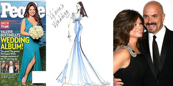 Royal wedding for Valerie bertinelli wedding dress