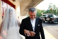 I love photos like this of a father and bride