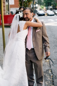 Great pic of Demetra and her dad - photo by Ash Imagery