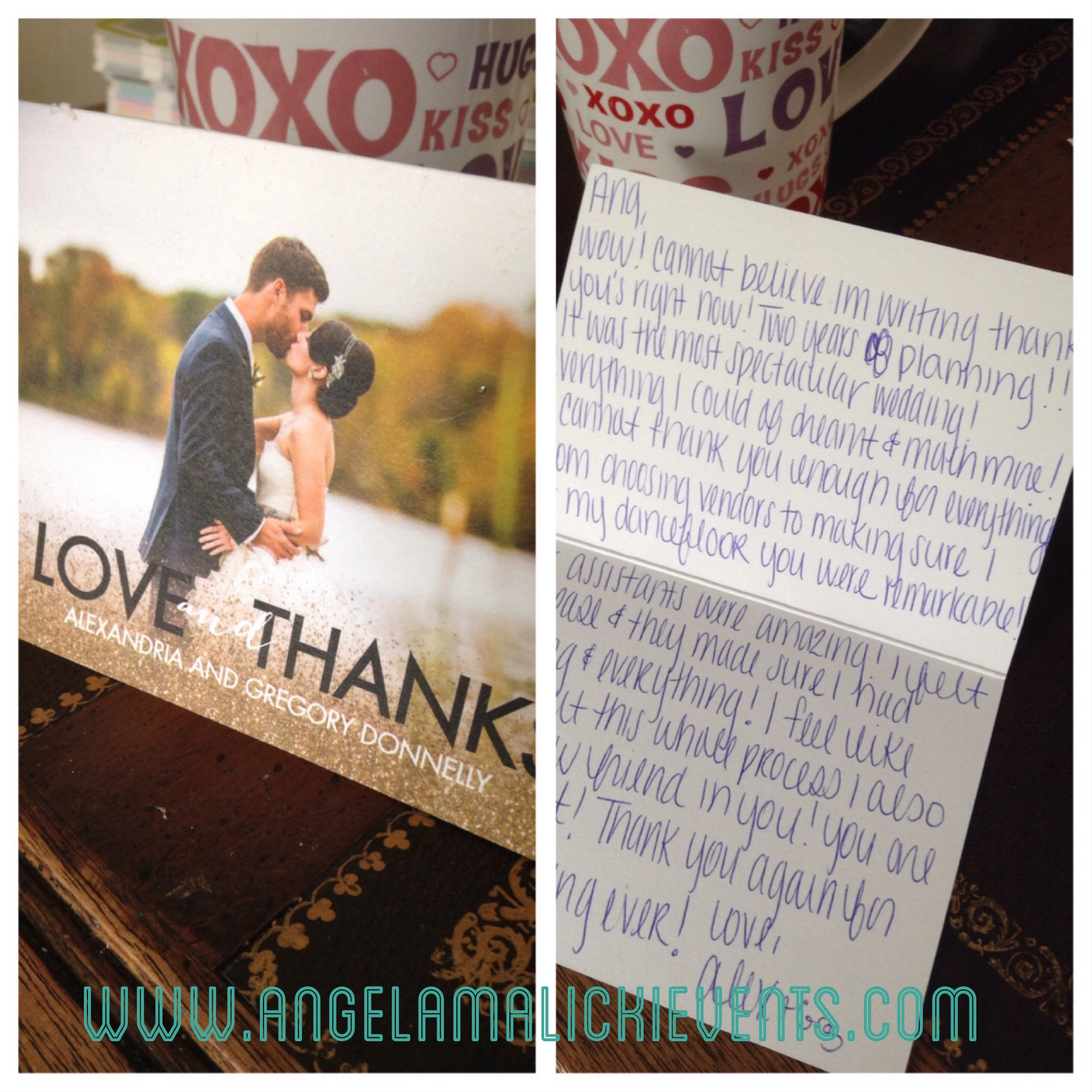 Thank you Alex and Greg for the kind words - had a blast at your wedding at the Lakehouse Inn